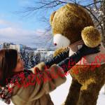 Стивен 110 см Mishka46.ru