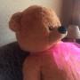 Плюшевый мишка Курск Сергей 160 см светло-коричневый 1 Mishka46.ru